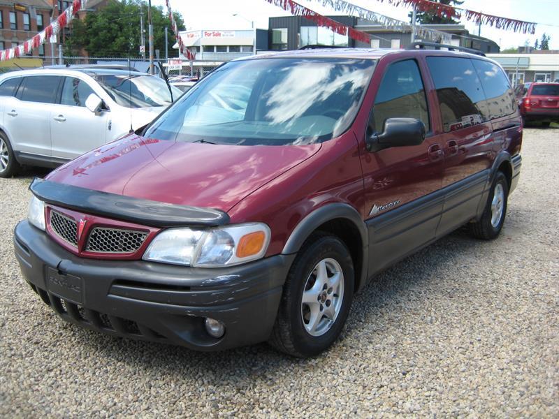 2004 Pontiac Montana 4dr Ext WB #249973