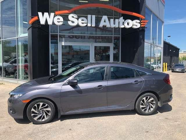 2018 Honda Civic Sedan EX #18HC04257