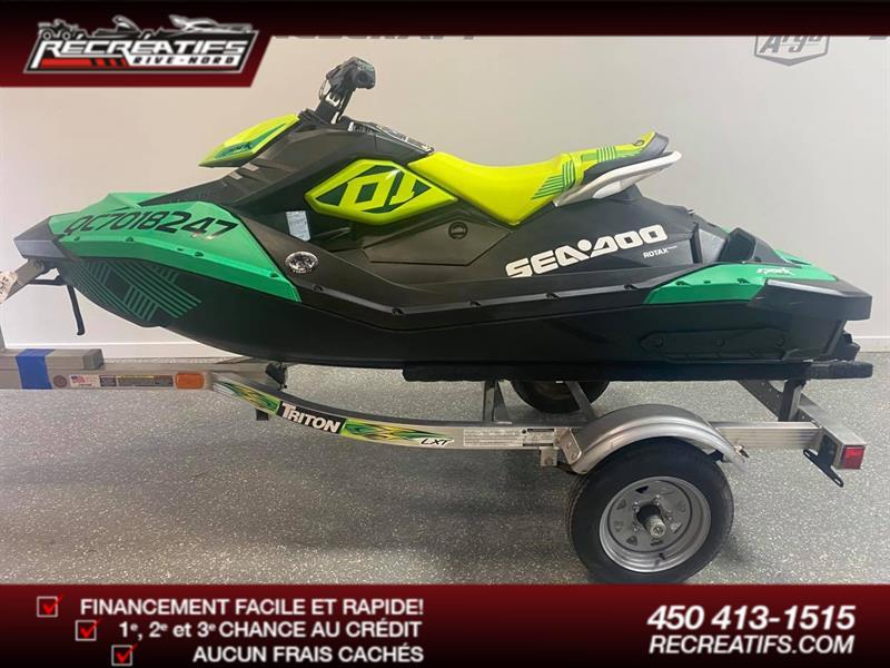 2020 Seadoo Spark Trixx 900
