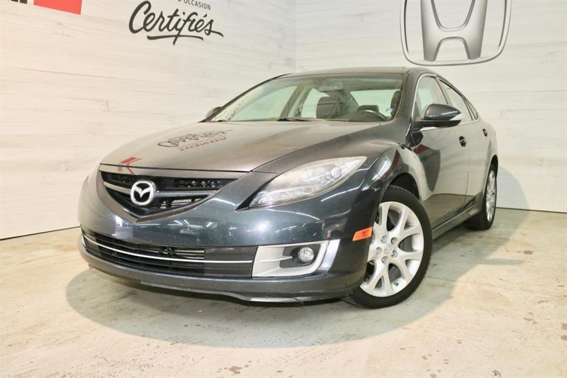 2013 Mazda  Mazda6 GT V6