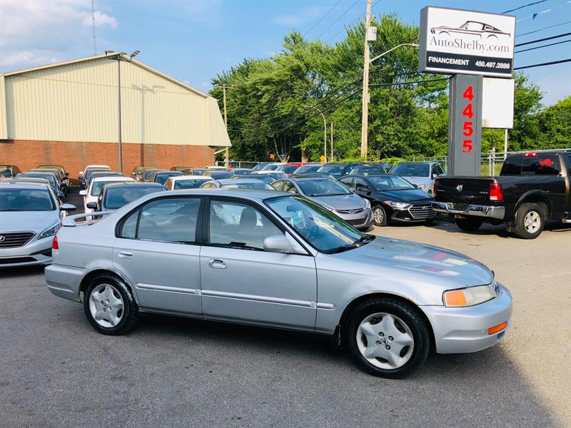 2000 Acura 1.7 EL