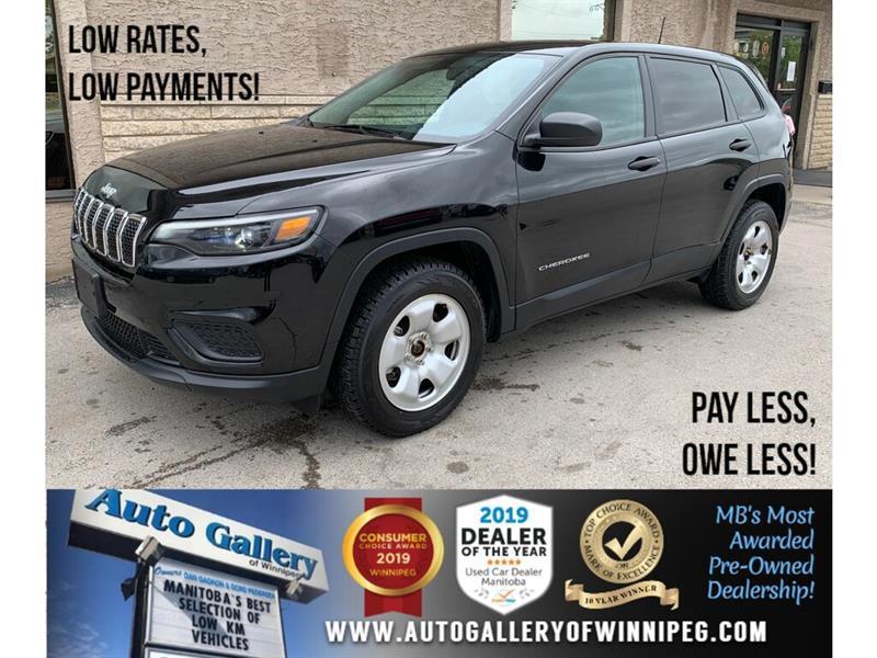 2019 Jeep Cherokee Sport 4x4 #24441