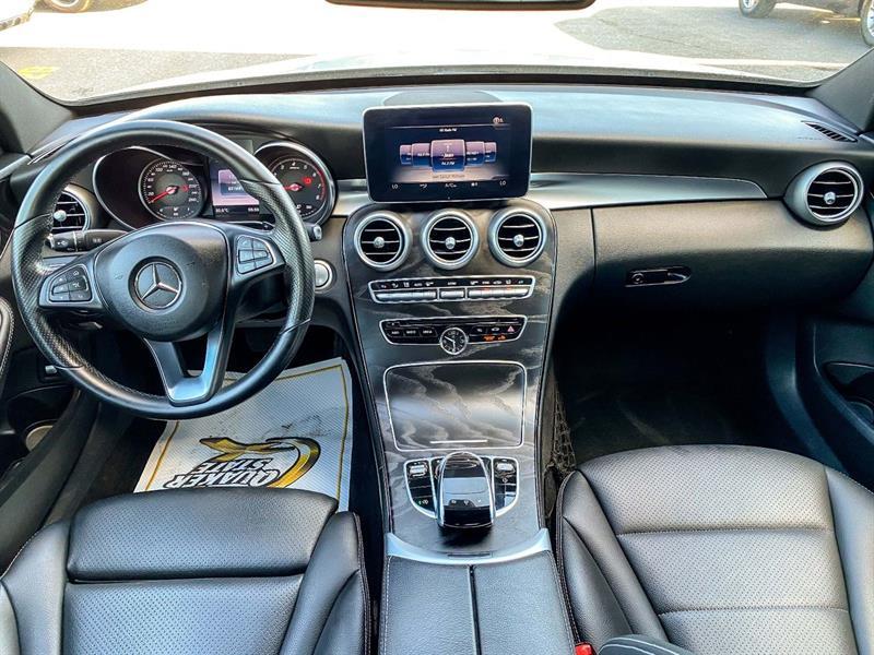 Mercedes-Benz C-Class 8