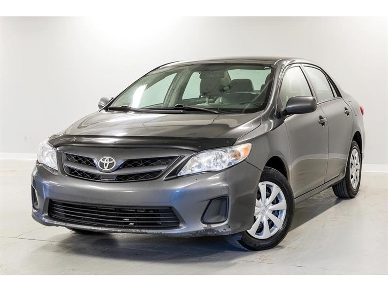 2013 Toyota  Corolla AUTOMATIQUE - A/C