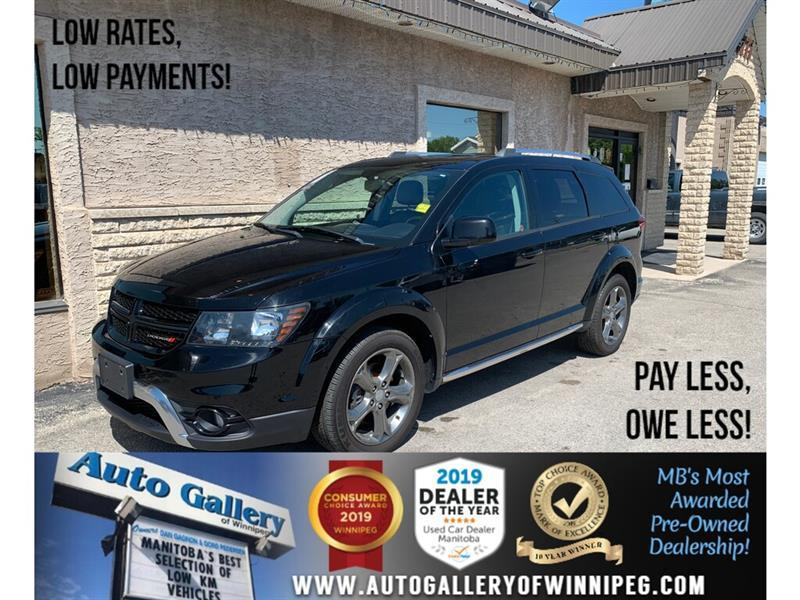 2015 Dodge Journey Crossroad *Awd/7 Pass/Htd seats #24315a