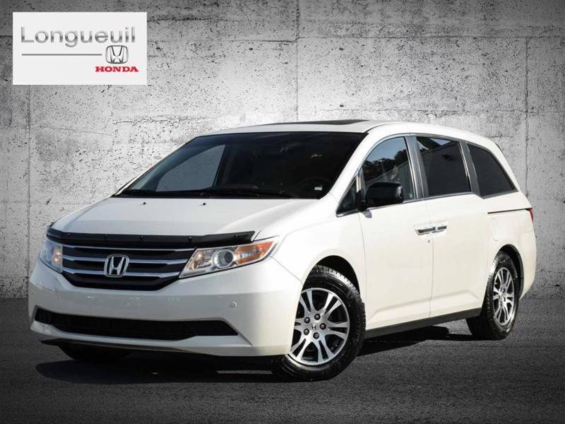 Honda Odyssey EX-L RES 2012
