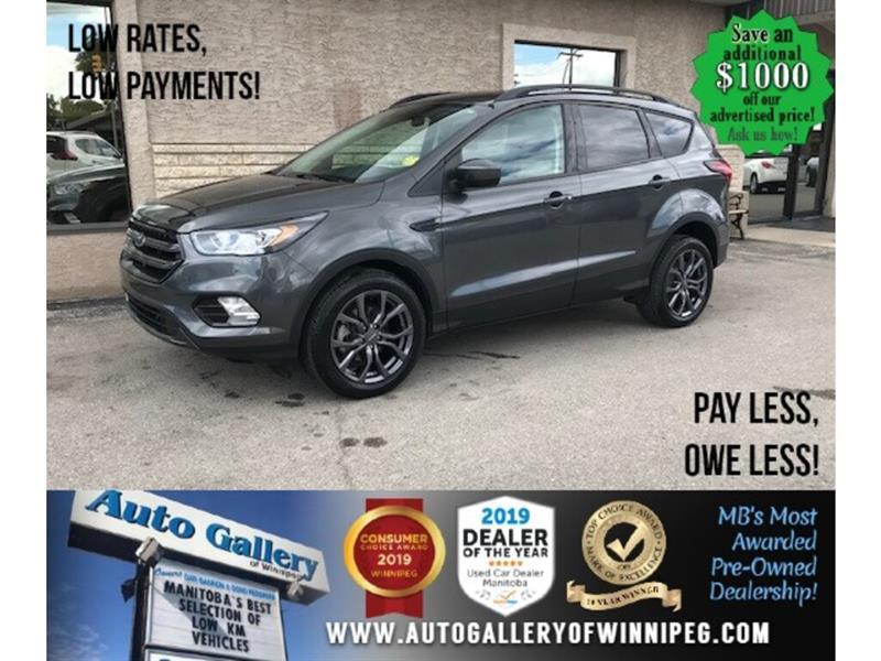 2019 Ford Escape SEL FWD #24447