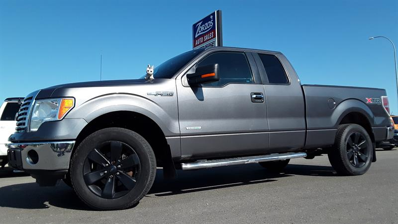 2011 Ford F-150 XLT #p718