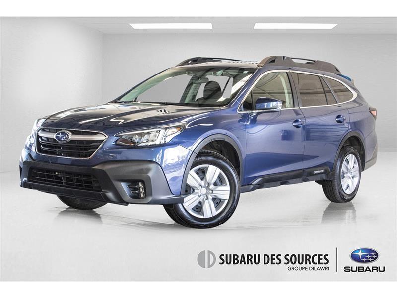 Subaru Outback 2.5i Convenience 2020
