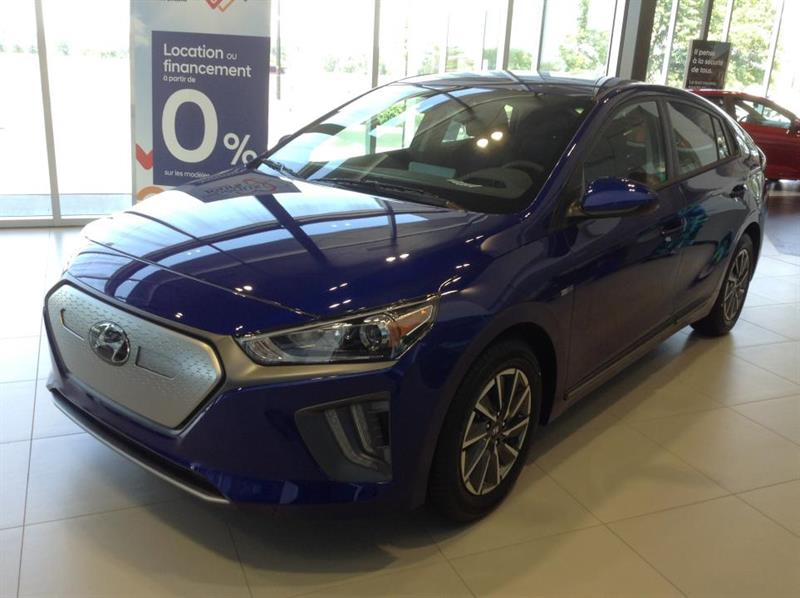 Hyundai Ioniq EV PREFERRED 2020