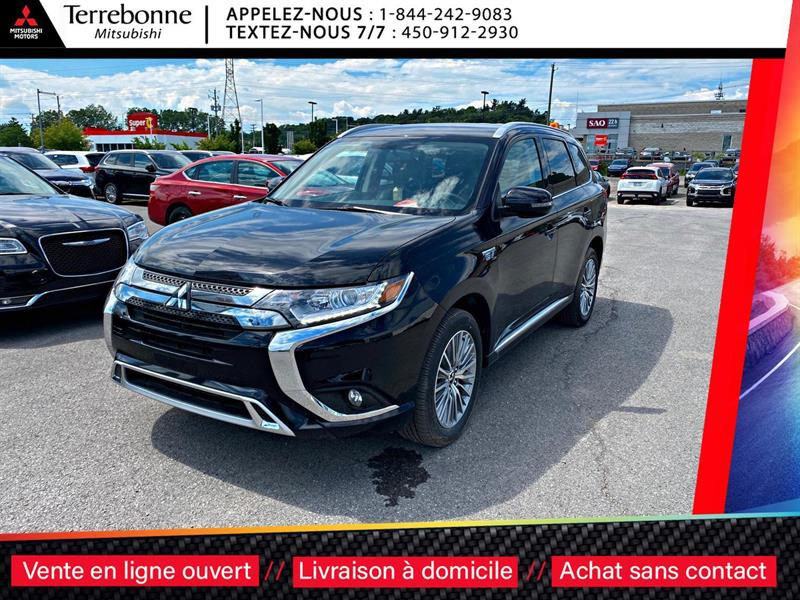 Mitsubishi Outlander SE S-AWC + SUPPORT LOMBAIRE +C 2020