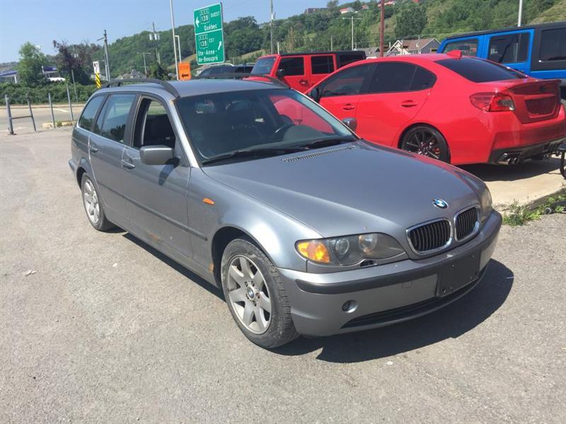2004 BMW 3 Series Wagon