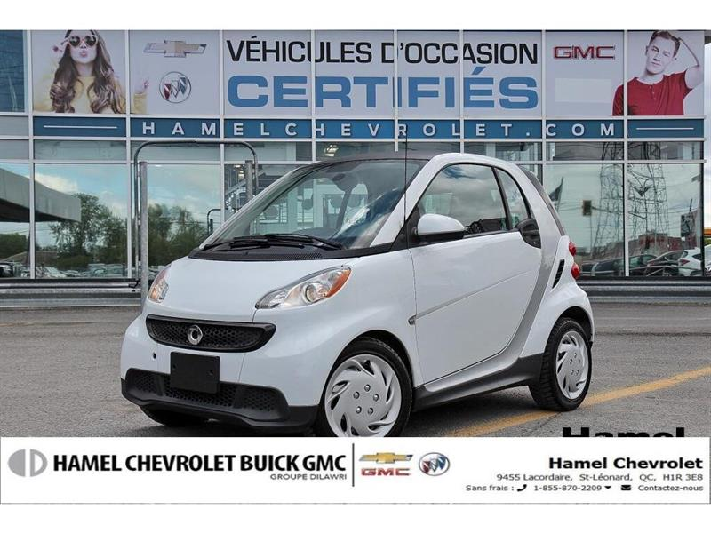 Smart Fortwo A/C * NAVIGATION * BLUETOOTH * 2015