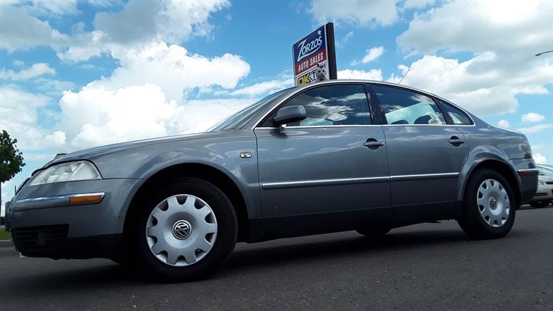 2002 Volkswagen Passat GLS #p711