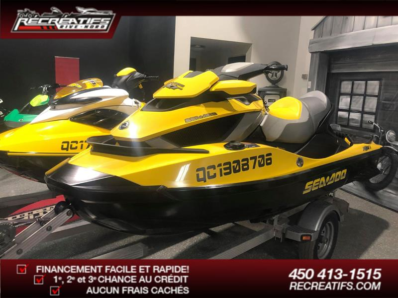 Seadoo RXT iS 255 2009