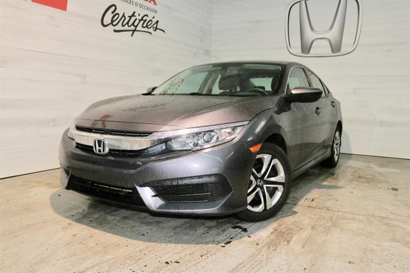 2016 Honda  Civic LX 4 Portes