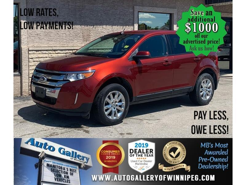 2014 Ford EDGE SEL* FWD #24186A