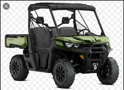 Can-am Defender HD10 2020