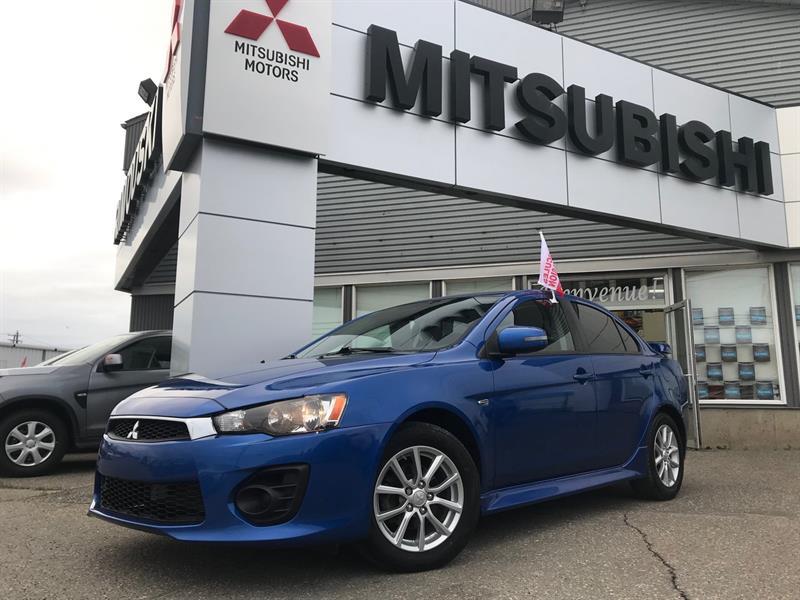Mitsubishi Lancer 2017