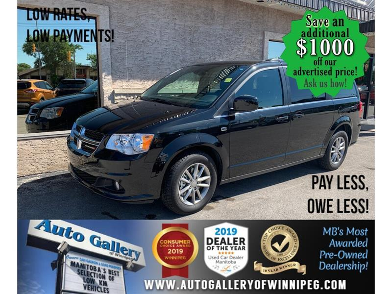 2019 Dodge Grand Caravan 35th Anniversary 2WD #24499