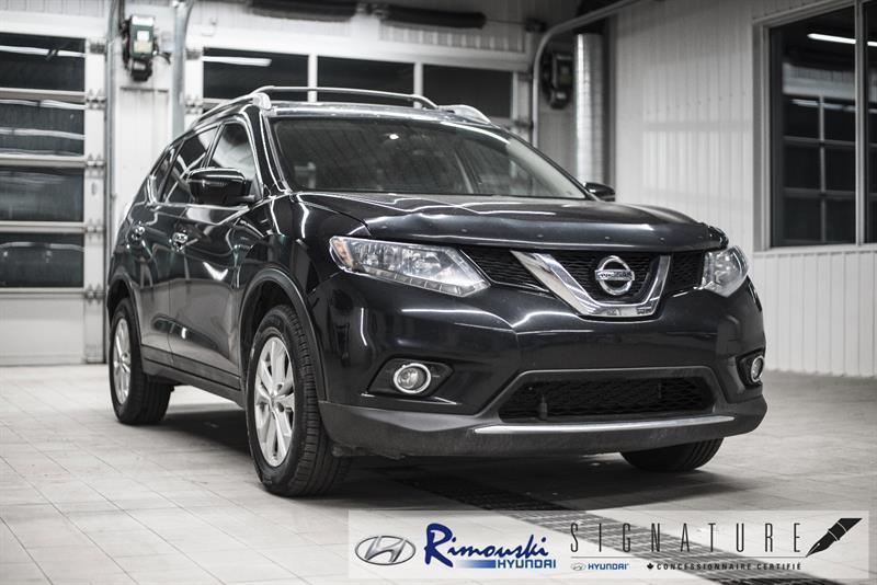 Nissan Rogue SV AWD chez Rimosuki Hyundai 2016