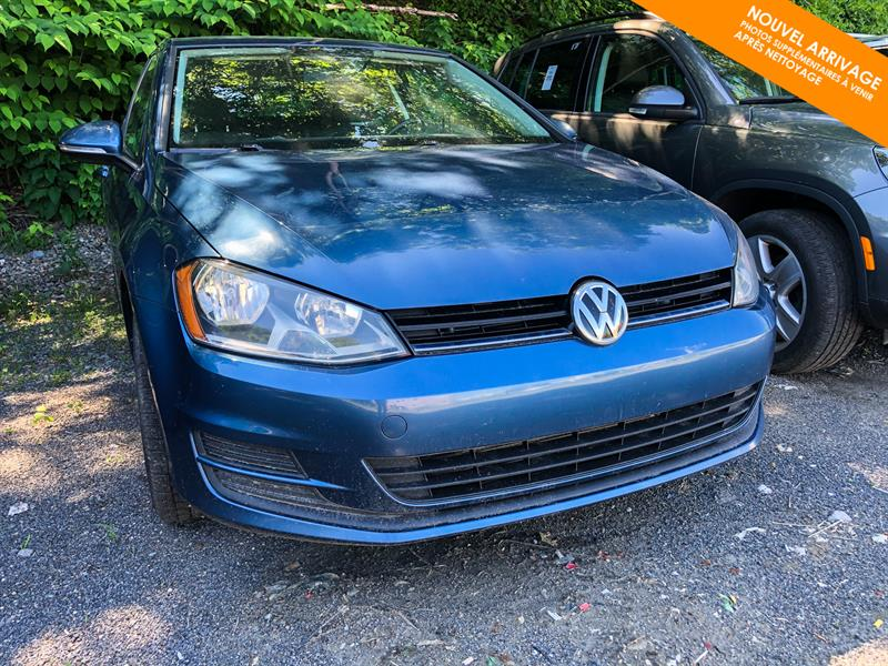 Volkswagen Golf 2016