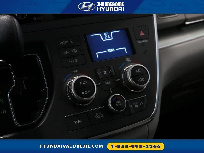 Toyota Sienna 23