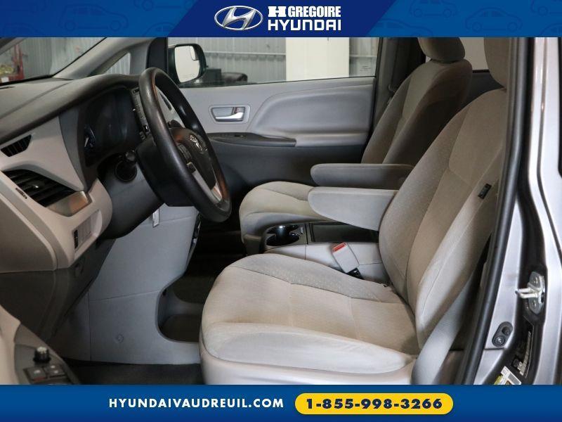 Toyota Sienna 25