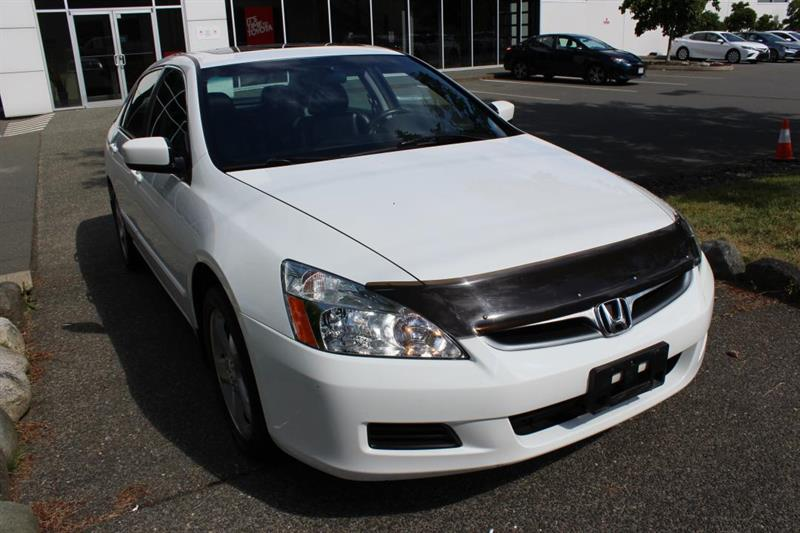 2007 Honda Accord EX - Leather. Power Moonroof. A/C. #P2342A2 (KEY 94)