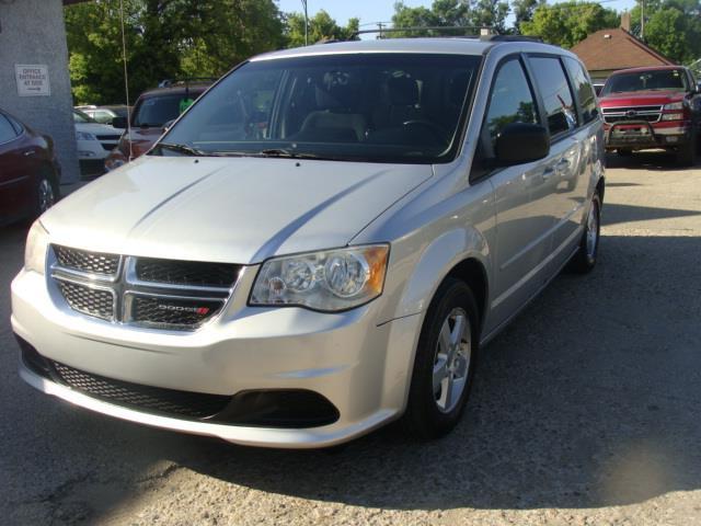 2011 Dodge Grand Caravan S X T  #116