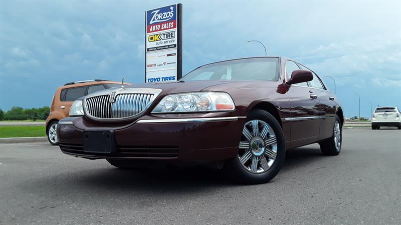 2004 Lincoln Town Car Ultimate #P700