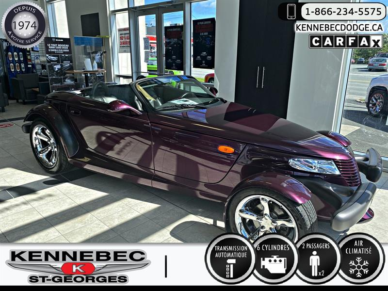 Plymouth Prowler 1999 2dr Roadster #05294