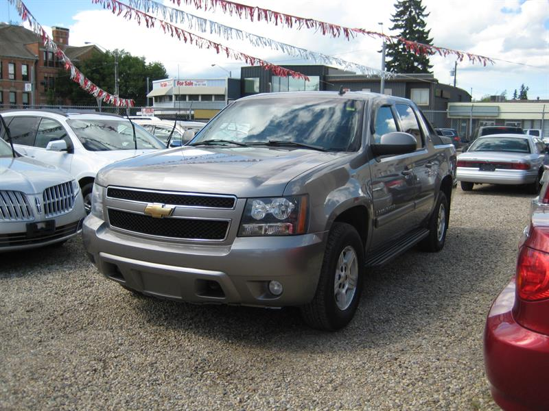 2007 Chevrolet Avalanche 4WD Crew Cab #285576