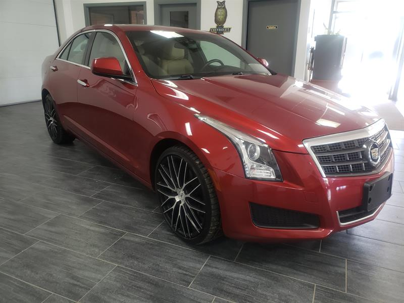 Cadillac ATS 2014