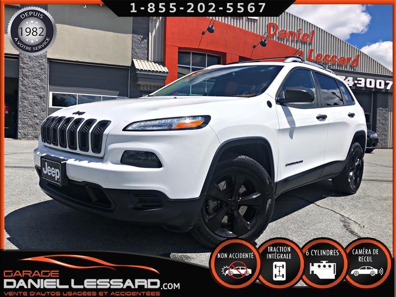 Jeep Cherokee 2016 4X4 SPORT ALTITUDE, MAGS 18'', VOLANT CHAUFFANT,++ #60358