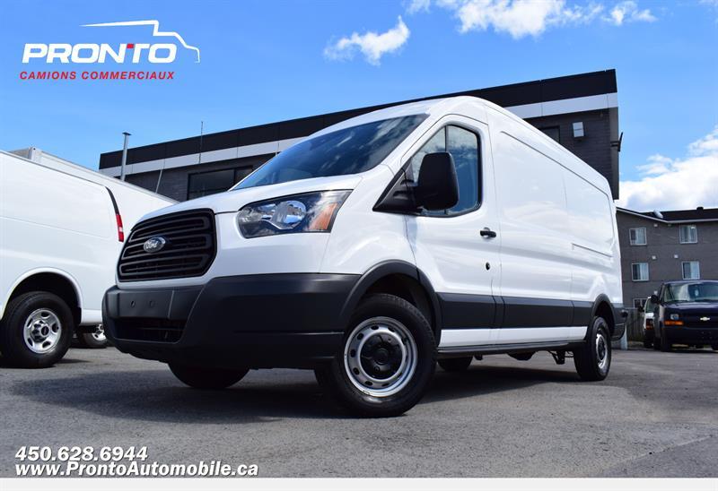 Ford Transit Cargo Van 2017 T-250 #1310