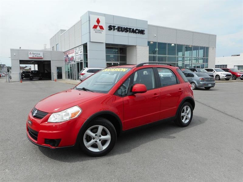Suzuki SX4 JX**AUTOMATIQUE**A/C**CRUISE** 2008