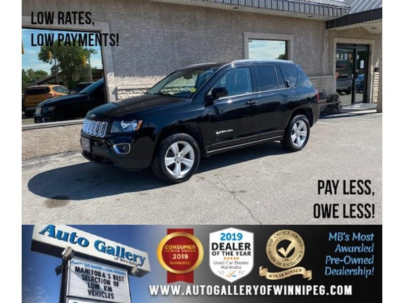 2016 Jeep Compass 4WD 4dr High Altitude #24424a