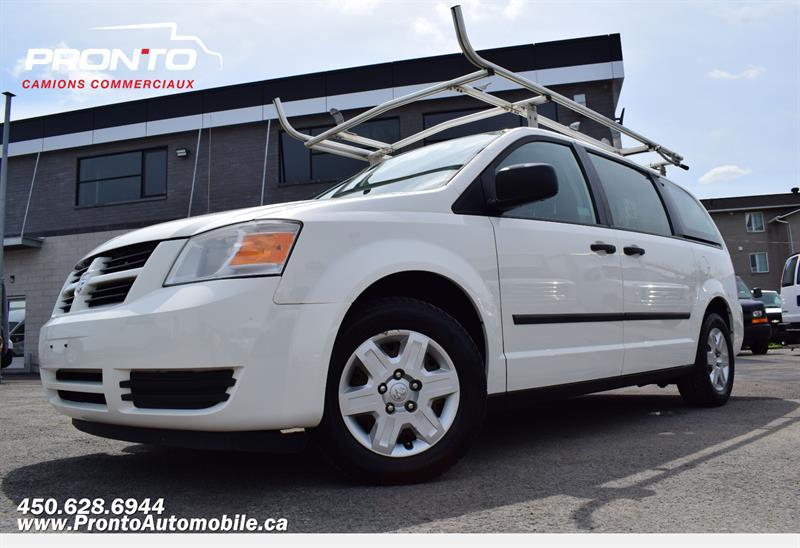 2010 Dodge Grand Caravan C-V  ** FULL RACKS ** #1313