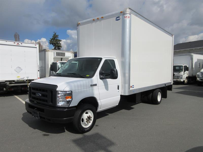 2019 Ford E-450 16Ft Cube Just Arrived  8Ft High #U7479