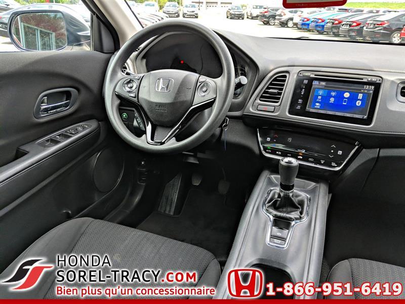 Honda HR-V 4