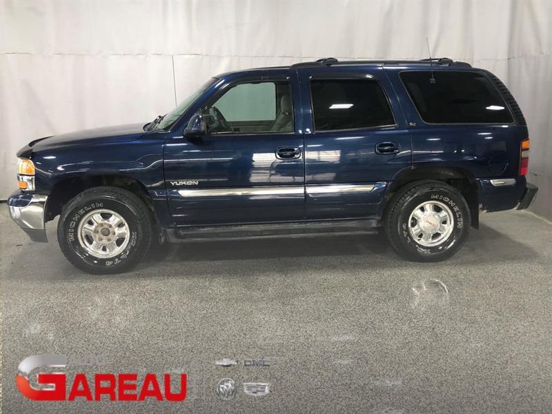 2001 GMC Yukon 4WD