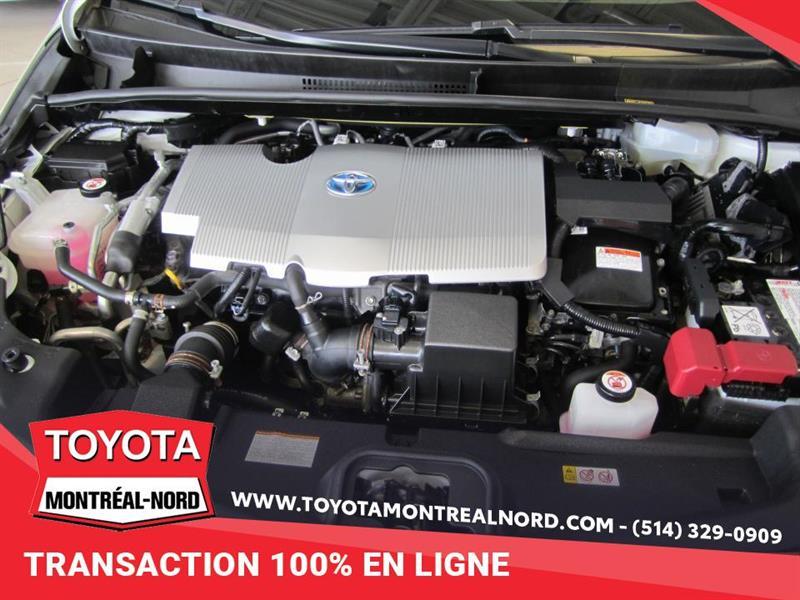 toyota Prius Prime 2017 - 29