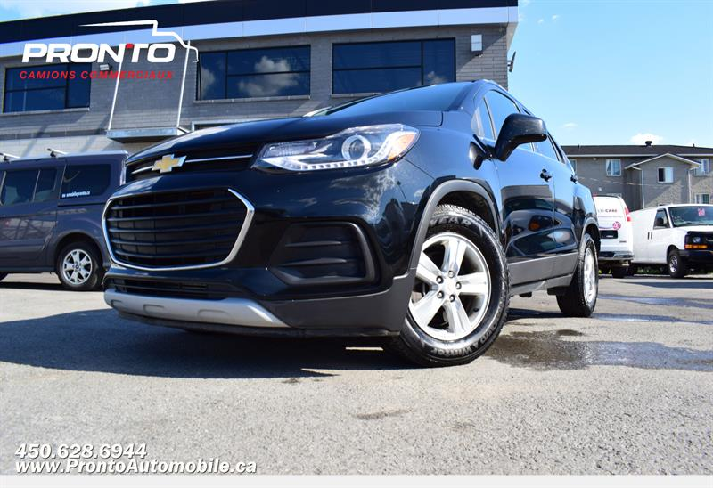 Chevrolet Trax 2017 FWD 4dr LT ** COMME NEUF ** #1315
