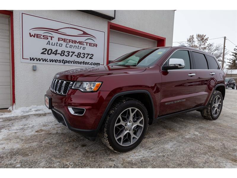 2019 Jeep Grand Cherokee Limited*Pwr Liftgate*Htd Seats*Sunroof*Navigation* #5677
