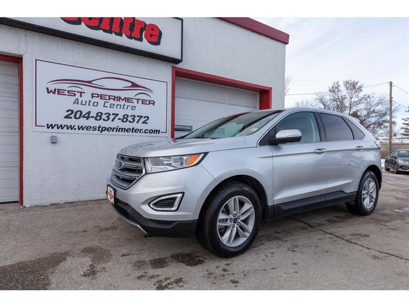 2018 Ford EDGE SEL AWD 3.5L**PWR HTD SEATS**B/UP CAM**BLUETOOTH** #5699