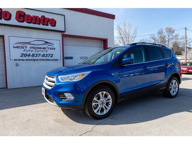 2018 Ford Escape SEL AWD * Bluetooth * Pwr Liftgate * Htd Lthr Seat #5718