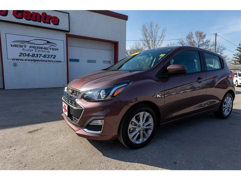 2019 Chevrolet Spark LT * POWER GROUP * BLUETOOTH * B/UP CAM * SIRIUS * #5716