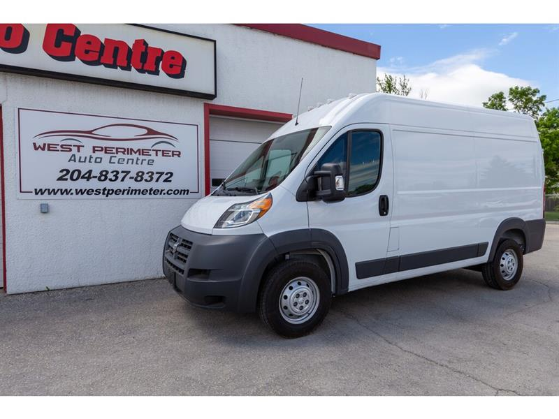2016 Ram Promaster 2500 HIGH ROOF 136 WB  **LEASE /FINANCE** #5736A