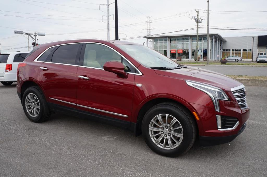 Used Cadillac Xt5 2018 for sale in Trois-Rivieres, Quebec ...